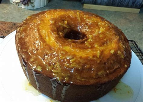 glaze for pound cake glazed orange pound cake recipe dishmaps