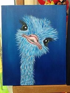 20, Easy, Animal, Acrylic, Paintings, For, Beginners