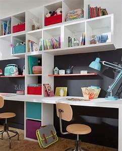 Créer Son Bureau Ikea : best 25 bureau ikea ideas on pinterest desk ideas ~ Melissatoandfro.com Idées de Décoration