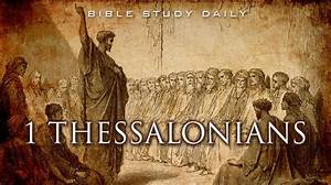 Introduction To 1 Thessalonians