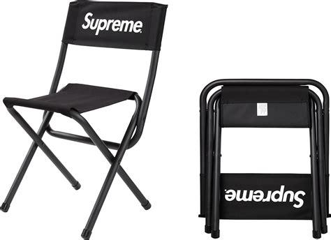 supreme supreme coleman 174 folding chair