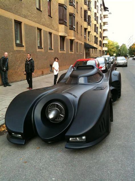 batman car 1 million dollar batmobile replica upscalehype