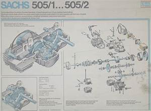 Re  Need A Sachs 505 D1 Exploded Diagram Of Engine  U2014 Moped