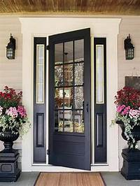 front door color ideas Front Doors Creative Ideas: Front Door Color