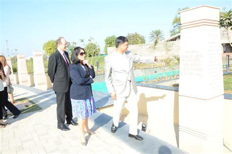 Priti Patel at Cadila Pharmaceuticals Limited in Ahmedabad ...