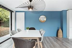 quel mur peindre en couleur With peindre un pan de mur en couleur 16 conseil peinture saloncuisine