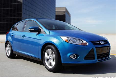 Is A Ford Focus A Compact Car by Today S Best American Cars Compact Ford Focus 2
