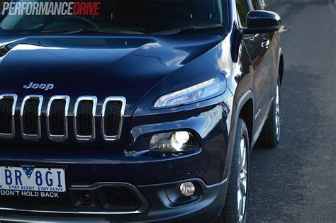 jeep cherokee limited review video performancedrive