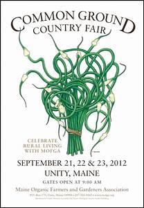 Common Ground Country Fair, September 21 – 23 - Seacoast ...