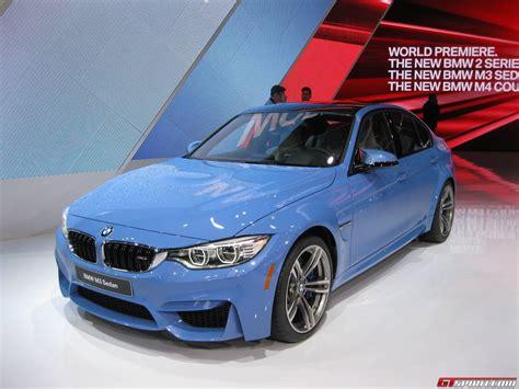 2018 M3 Sedan Autos Weblog