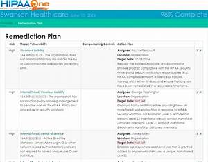 Security remediation plan template plan template for Security remediation plan template