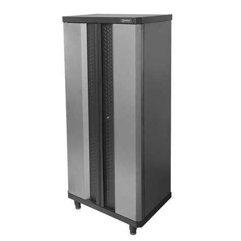 Kobalt Storage Cabinet Casters by Shop Kobalt 30 In W X 72 37 In H X 20 5 In D Steel