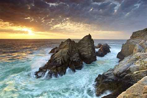 Seascapes Mountains Beautiful Photography Patrick