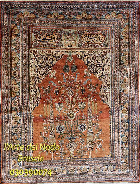 tappeti pregiati arte nodo brescia vendita tappeti persiani e pregiati