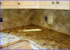 travertine tile kitchen backsplash tumbled travertine tile backsplash kitchen