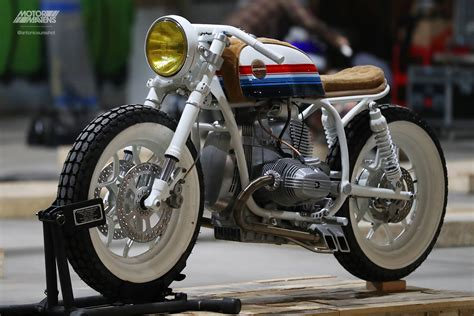 Hutchbilt Bmw R80 Skyway Boardracer At Og Moto Show