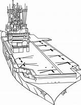 Aircraft Coloring Draw Carrier Pages Drawing Military Carriers Navy Ship Drawings Step Easy Planes Awesome Printable Dragoart Boats Pencil Categories sketch template