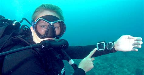 Oceanic Dive Oceanic Oci Review An Affordable Pro Level Dive Computer