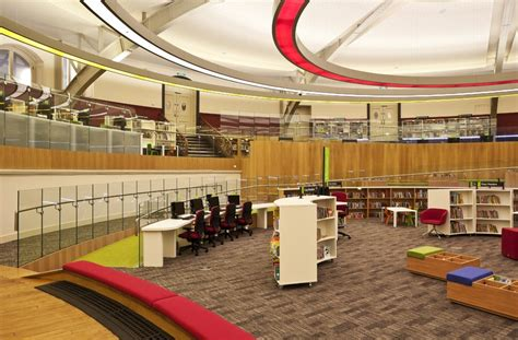 liverpool central library  archive project  architect