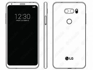 Leaked Lg V30 Schematic Shows Horizontal Rear Dual Cameras