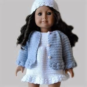 American Girl Doll Crochet Patterns