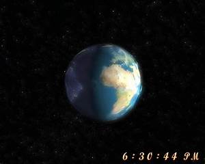 Solar System Earth 3D Screensaver - Pics about space