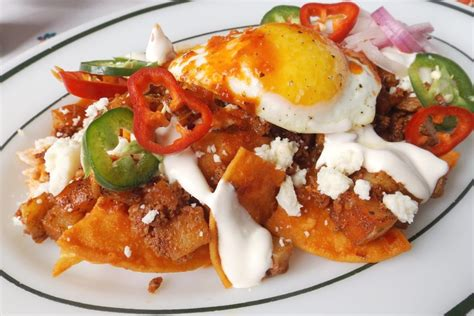 hispanic kitchen recipes breakfast chilaquiles hispanic kitchen hispanic kitchen