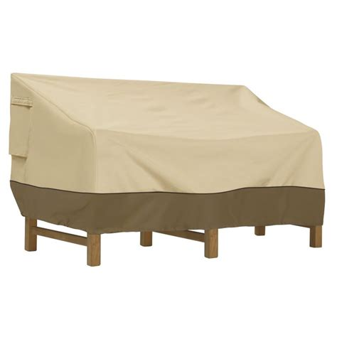 classic accessories veranda loveseat sofa cover