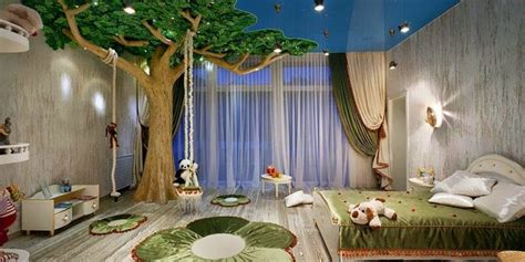 Outstanding Ideas For Unique Kids Rooms