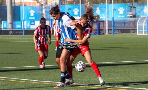 CRÓNICA | RCD Espanyol vs Atlético de Madrid | Ellas Son ...