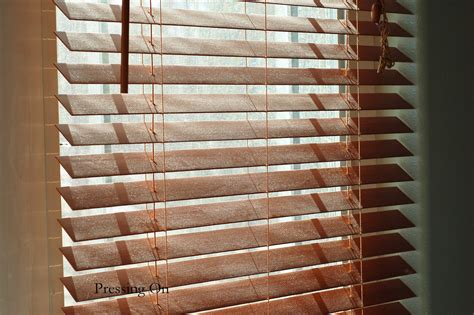 how to clean wooden blinds pressing on how to easily clean wood and faux wood blinds