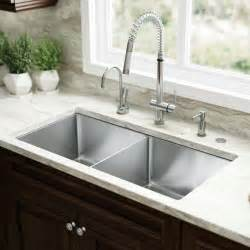 industrial faucet kitchen best 25 stainless kitchen sinks ideas on