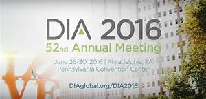 A gathering of global perspectives ….. a look at DIA's ...