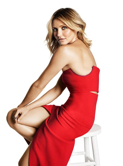 Cameron Diaz For Marie Claire - Why Ed