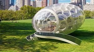 The Future of Public Space: GreenPod - EduCycle