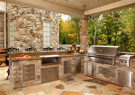 outdoor kitchen islands for 17 outdoor kitchen island designs ideas design trends 7241