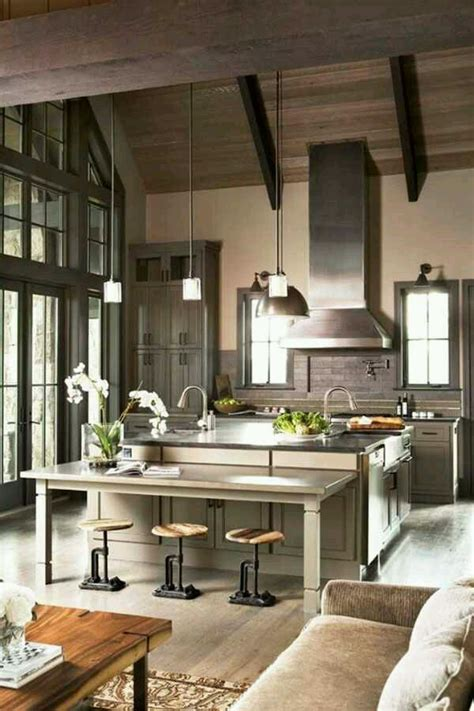 rustic industrial decor modern rustic interiors and events design indulgences Modern