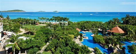 star hotel  sanya yalong bay sanya marriott yalong bay resort spa