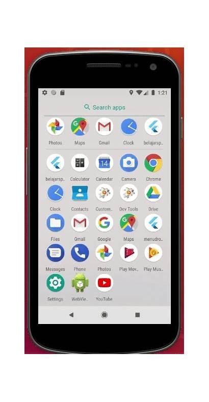 Flutter Membuat Splash Screen Tutorial Android Dengan