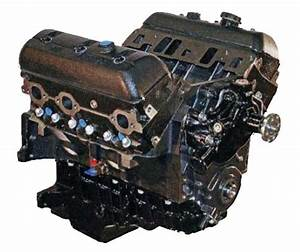 Engine 4 3l 262 Lh V6 Gm Vortec Marine Base Engine Ppg4 3lb
