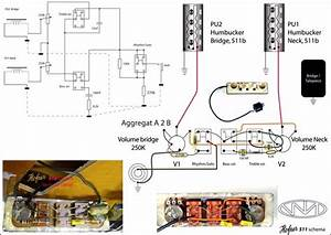 A Very Useful Wiring Diagram For Hofner Basses With Control Plates