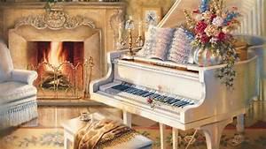 Piano Wallpaper 1366x768