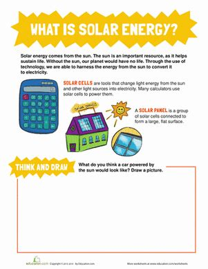 what is solar energy science physical
