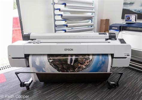 Identifies & fixes unknown devices. Epson SC-P20000 printer review. 64 inch width large format printer