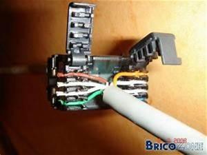 Branchement Prise Rj45 Legrand : raccordement prise rj45 ~ Dailycaller-alerts.com Idées de Décoration