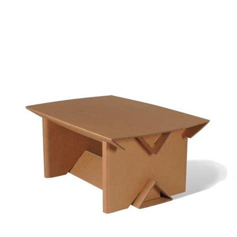 Table Basse Ixi En Carton