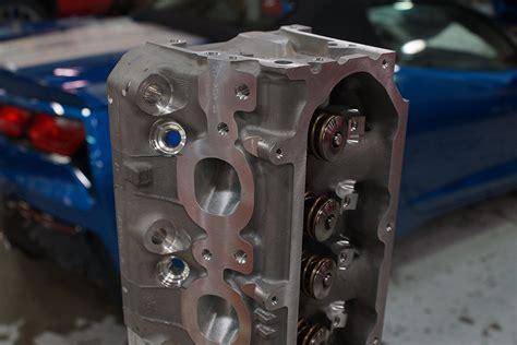 lingenfelter cnc ported lt  cylinder heads pair