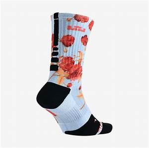 Nike LeBron 12 Easter Socks | SportFits.com