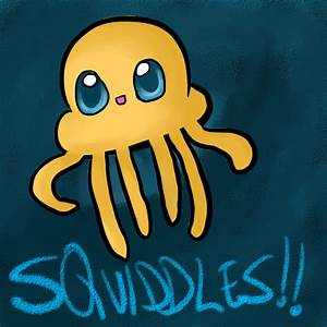 SQUIDDLES by ohappy on deviantART