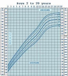 Pediatric Growth Chart Boy Hgh To Grow Taller